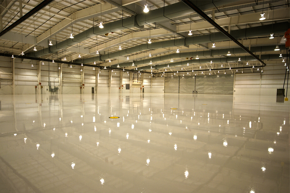 Industrial & Commercial Flooring Solutions